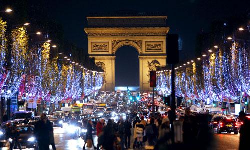 Foto capodanno parigi guarda le pi belle foto di parigi for Parigi champ elisee